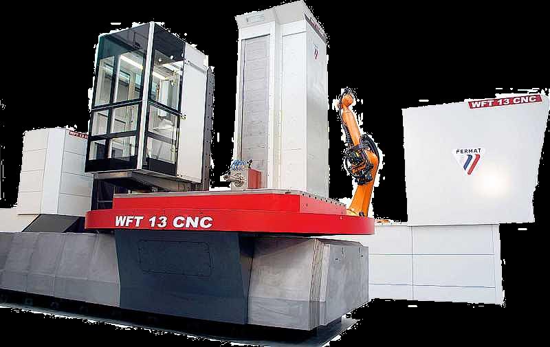 WFT13 CNC