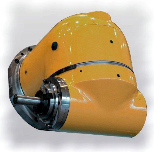 VDF frézovací hlava HOI50