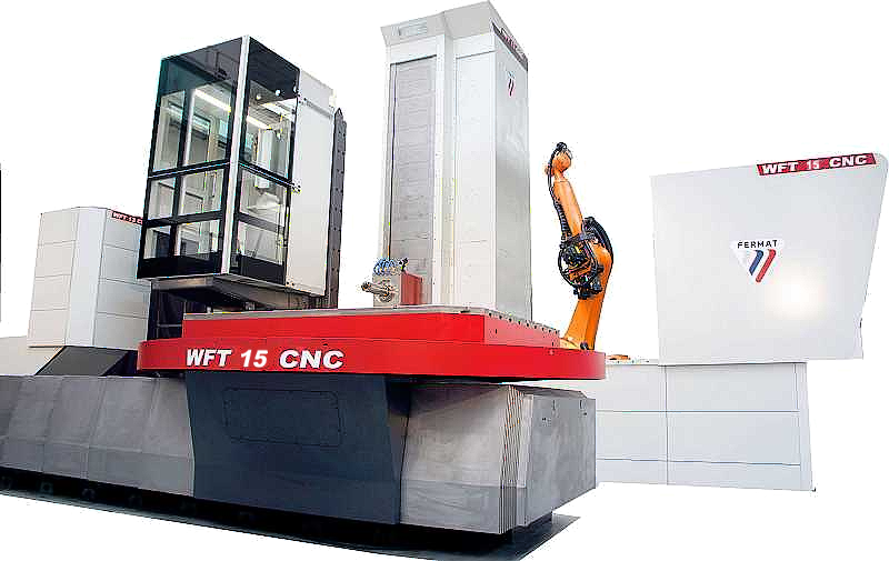 WFT 15 CNC